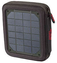 Voltaic 1018 Amp Solar Charger - Charcoal