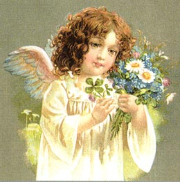 Victorian Angel Images