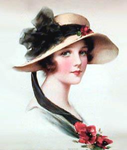 ladies victorian hats - photo #40