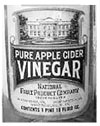 natural apple cider vinegar